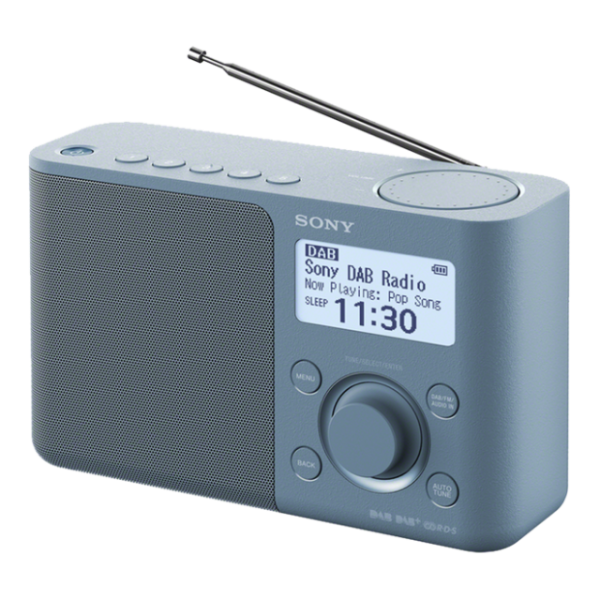 xdr s61d radio digital sony con dab dab portatil color negro. Black Bedroom Furniture Sets. Home Design Ideas